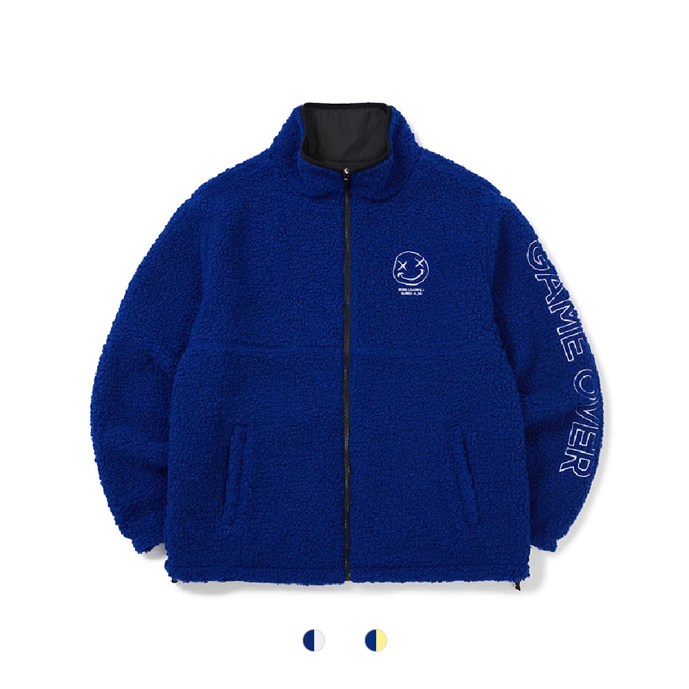 [BORNCHAMPS] BC X BA GO REVERSIBLE JACKET CETDMJK02 2COLOR